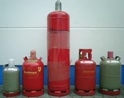 Flüssiggas - unser Lieferprogramm